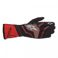 [Rukavice Alpinestars TECH-1 KX V2 GLOVE - Black/Red]