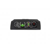"""[Palubný DISPLEJ 5,2 """"LCD, GPS merač rýchlosti so vstavaným víceosým gyroskopom]"""
