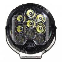 [LED svetlo guľaté, 70W, ?195mm, ECE R10 / R112]
