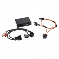 [Bluetooth A2DP / AUX modul pre Audi s MMI 2G]