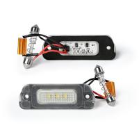 [LED osvetlenie ŠPZ do vozidla Mercedes ML, R, GL]