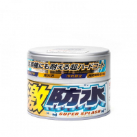 [Soft99 Water Black Super Splash Light 300g (Twardy wosk)]