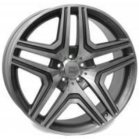 [WSP ITALY AMGNERO (W766) - ANTHRACITE POLISHED]