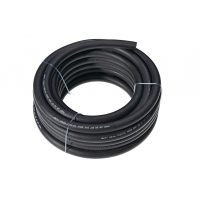 [Gumová palivová hadica vystužená 3-vrstvovým fi 9,5 mm / 1 mb (10 m š. / V kot.)]