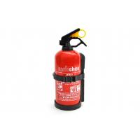 [Práškový hasiací prístroj GP-1 BC s držiakom.]