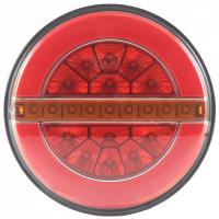 [Zadné svetlo LED 12 / 24V s dynamickým smerovým svetlom L1884]
