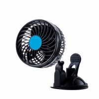 """[Ventilátor do auta TURBO 4,5 """"24V, s prísavkou]"""