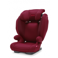 [RECARO Monza Nova 2 Seatfix Select - Garnet Red]