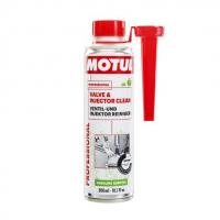 [Aditívum MOTUL VALVE AND INJECTOR CLEAN 300 ml (108123)]
