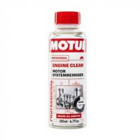 [Aditívum MOTUL ENGINE CLEAN MOTO 200 ml (104976) (108263)]