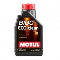 [Motorový olej MOTUL 0W-20 8100 ECO-CLEAN - 1L (108813)]