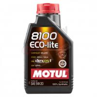 [Motorový olej MOTUL 5W-20 8100 ECO-LITE 1L (109102)]