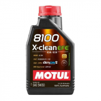 [Motorový olej MOTUL 5W-30 8100 X-CLEAN EFE 1L (107210) (109470)]