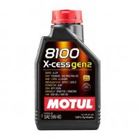 [Motorový olej MOTUL 5W-40 8100 X-CESS GEN2 - 1L (109774)]
