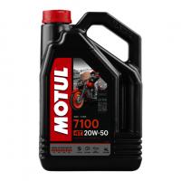 [Olej MOTUL 20W-50 4T 7100 4L NEW (104104)]