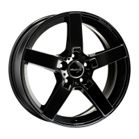 [WHEELWORLD WH31 - BLACK GLOSSY PAINTED]