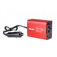 [Výkonový invertor AMiO 12V / 230V 150W / 300W 2xUSB PI01]