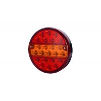 [Multifunkčné zadné svetlo HOR 70, LED 12 / 24V (svetlo - brzda, pozičné, smerové)]