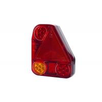 [Zadné svetlo kombinované s trojuholníkovým reflektorom HOR 56, PRAVÉ (rohové, kontrolka verzie LED III - hmla, obrysové, brzdové, smerové, cúvacie)]