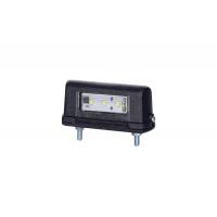 [Osvetlenie ŠPZ univerzálne - malé HOR 63, LED 12/24 V]