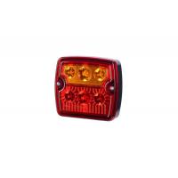 [Multifunkčné zadné svetlo HOR 74, krátke, LED 12/24V]