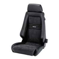 [Fotel RECARO Specialist M (LX/W) Artista black / Artificial leather black]