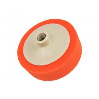 [Leštiaca hubka oranžová 150 x 45 mm, M14- UNIVERZÁLNA]