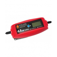 [Nabíjačka batérií s mikroprocesorom 4A/LCD]