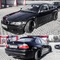 [Royal Body Kit BMW E46 PANDEM WIDE BODY PO LIFT]