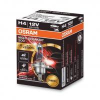 [Halogén. Žiarovka OSRAM H4 Night Breaker Laser +200% - 1ks]
