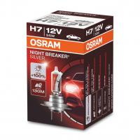 [Halogén. Žiarovka OSRAM H7 Night Breaker Silver +100% - 1ks]