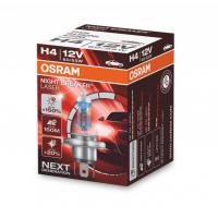 [Halogén. Žiarovka OSRAM Night Breaker Laser NEXT GENERATION - 1ks +150% H4 12V 60/55W P43t]
