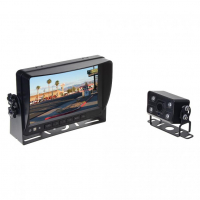 "[AHD set monitor 7"" s 2 x 4PIN vstup, DVR, kamera, 15m kábel, SK menu]"
