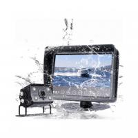 """[AHD set Monitor 7"""" prachotesný/vodeodolný/nárazu odolný, 2x4PIN vstup + kamera + 15m kábel]"""