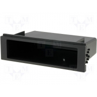 [Universal radio box for 2DIN 185x107x103mm 105mm depth]