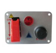 Odpájače, ovládacie panely, vypínače