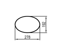 754 mm (obvod)